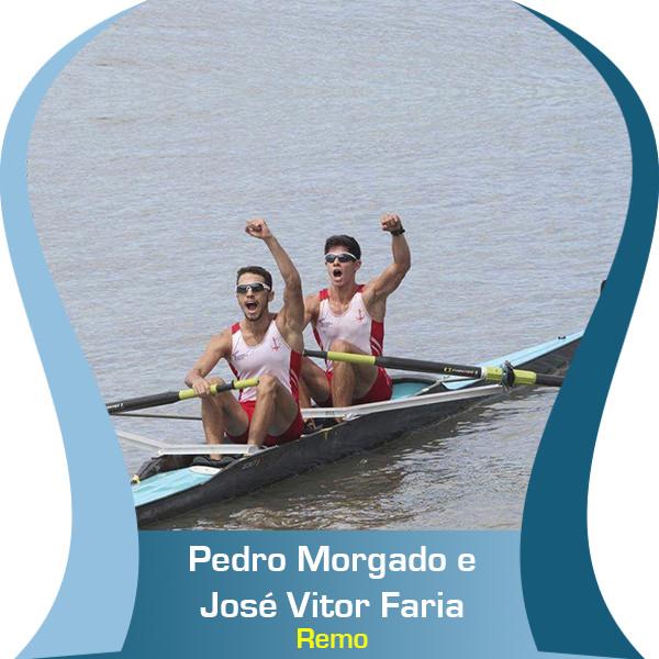 Pedro Morgado e José Vitor Faria